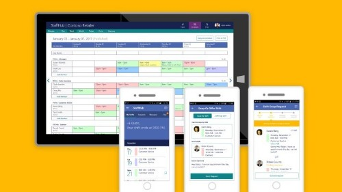 Microsoft launches StaffHub, a new Office 365 app aimed at shift workers