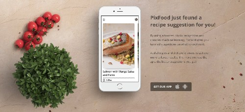Not hog dog? PixFood lets you shoot and identify food