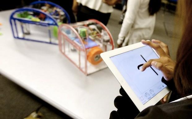 Printeer Is A 3D Printer Designed For Schoolkids