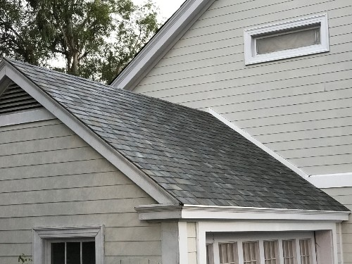 Tesla says solar roof is on its third iteration, currently installing in 8 states