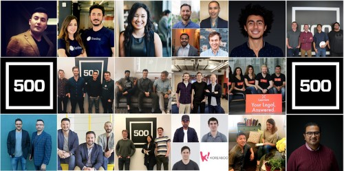 Here's the 23rd batch of 500 Startups companies