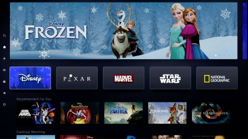 Disney+ tweets all the movies and shows coming to its streaming service
