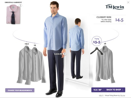 Rakuten Buys Virtual Fitting Room Startup Fits.Me In A Fashion Commerce Play
