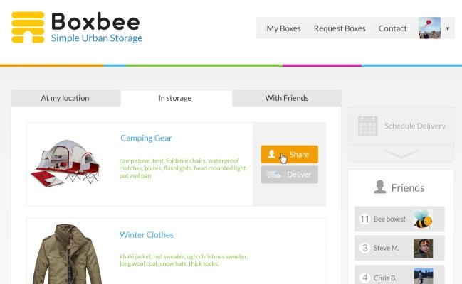 Boxbee Launches A Sharing Library To Spark Peer-To-Peer Lending Of Unused Goods