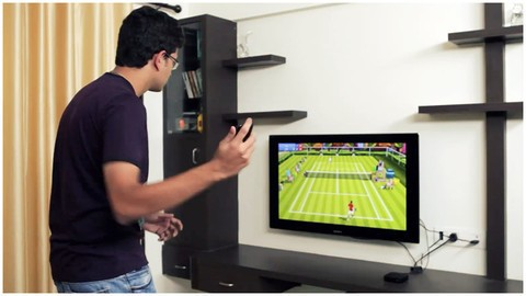 Rolocule's Motion Tennis App Turns The Apple TV And iPhone Into A Legitimate Gaming System