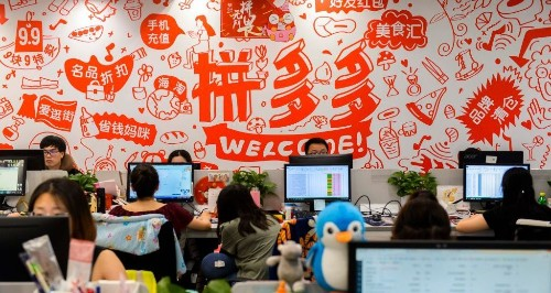 Pinduoduo cements position as China's second-largest ecommerce player