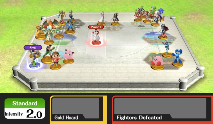 Hands-On With Super Smash Bros. For Wii U