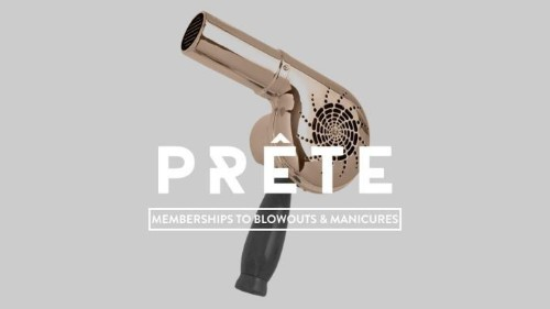 Prete splits from Treat to bring unlimited blowouts to SF