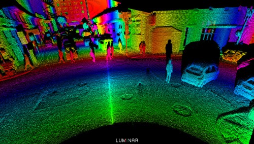 Luminar reveals sensors that could make self-driving cars safer than human