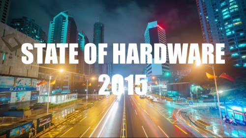 The State Of Hardware For 2015