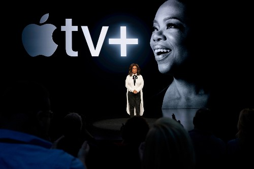 Oprah's Book Club comes to Apple TV+