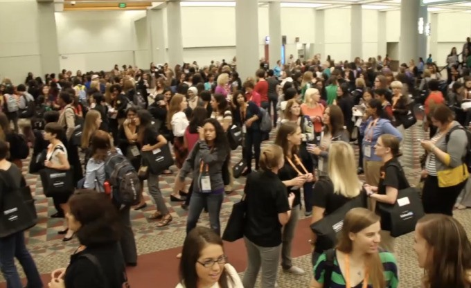 Inside The Grace Hopper Celebration, Where Thousands Of Women Are United By Tech