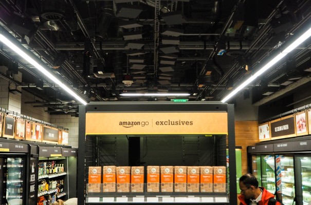 Inside Amazon's surveillance-powered, no-checkout convenience store
