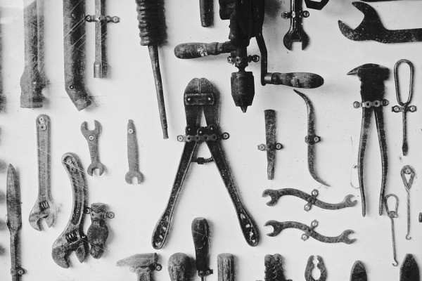 The tools, they are a-changing