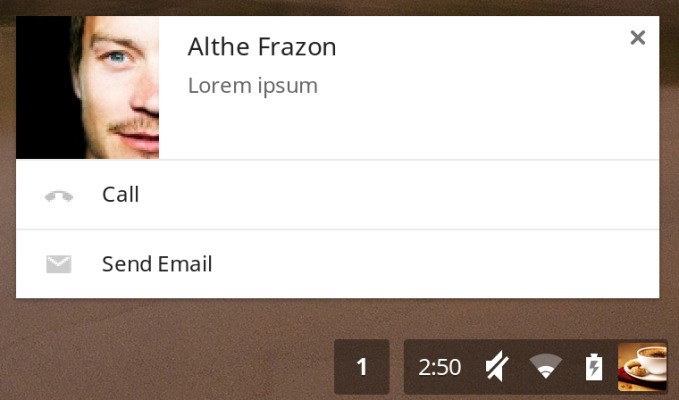 Google Adds Notification Center And Rich Notifications To Chrome Beta 28, Will Work Even When The Browser Is Closed