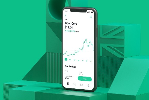 Robinhood launches… UK waiting list