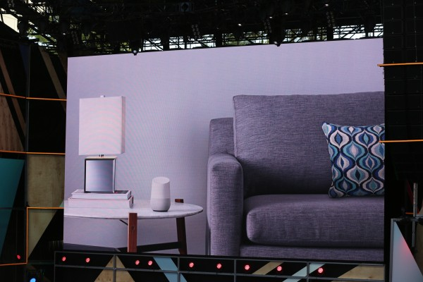 Google unveils its Amazon Echo competitor, a smart speaker called Google Home