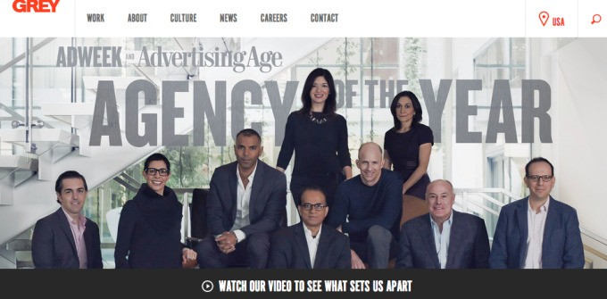 Jack Dorsey's Advertising Agency Couldn't Make A More Pretentious Website If It Tried