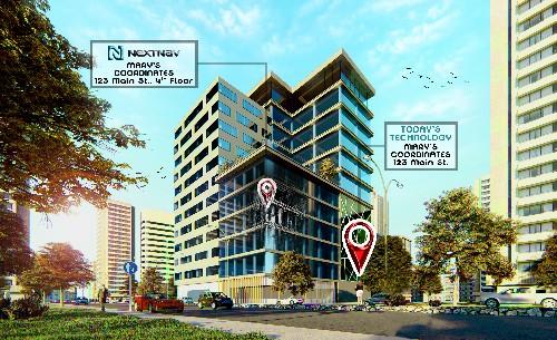 NextNav raises $120M to deploy its indoor positioning tech to find people in skyscrapers