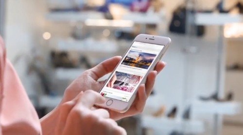 Taboola intros Facebook-style 'news feed' to target mobile users with more links