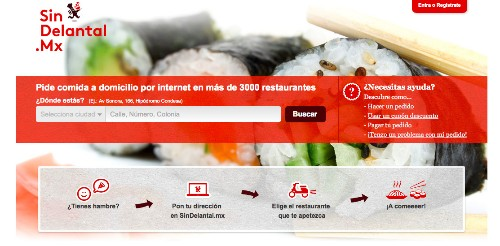Just Eat Acquires Mexican Online Take-Out Ordering Service SinDelantal.Mx
