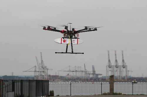 Drone development should focus on social good first, says UK report