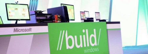 Ahead Of Build, Tastes Of Microsoft's Coming Platform Changes