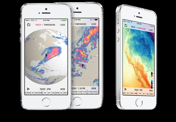 Dark Sky Is Ready To Be The Default Weather App On Your iPhone's Homescreen