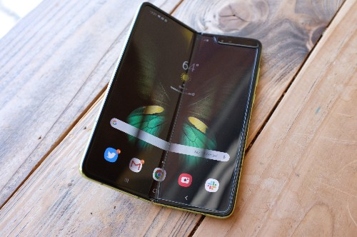 Samsung Galaxy Fold review: future shock