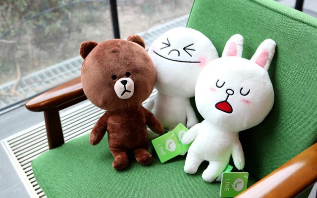 Asian Messaging App Firm Line Is Developing A Digital Butler Service – TechCrunch