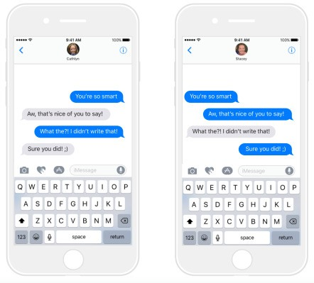 This crazy iMessage app lets you prank friends by putting words in their mouth