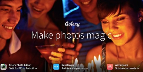 Adobe Acquires Photo-Editing Platform Aviary