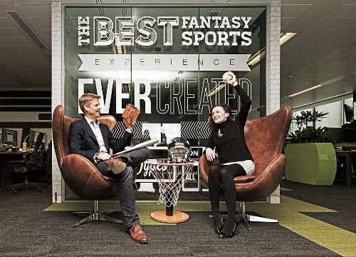 Fantasy Sports Company FanDuel Raises $275M Series E, Confirms $1B Valuation