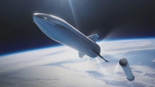 Elon Musk just renamed SpaceX's Big F** Rocket