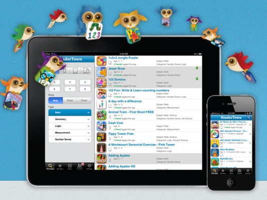 Educational App Store For Parents, KinderTown, Acquired By Demme Learning