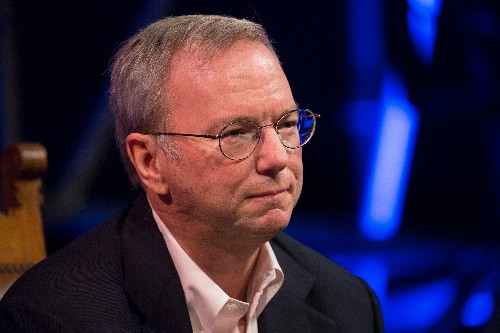 Eric Schmidt and Diane Greene are leaving Alphabet's board of directors
