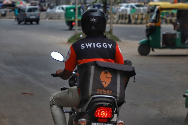 India's Swiggy raises $113M led by Prosus – TechCrunch