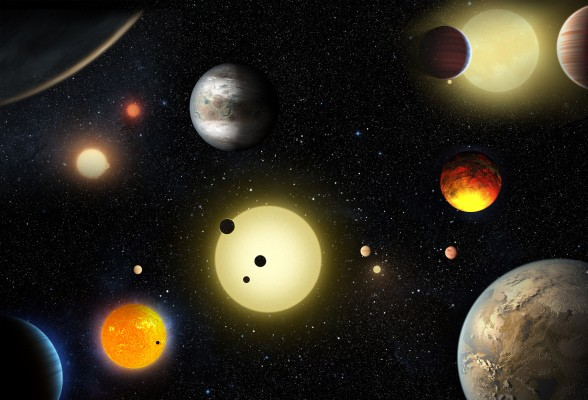 Astronomers announce largest batch of new planets ever discovered