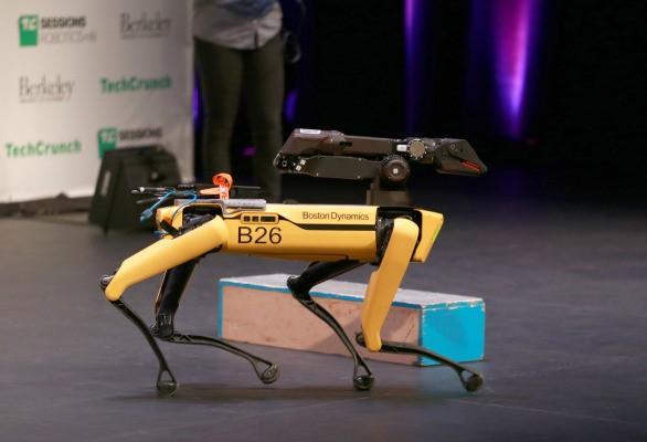 Boston Dynamics puts its robotic quadruped Spot up for sale – TechCrunch