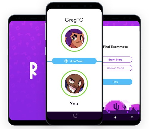 Rune raises $2M to help you find new friends in mobile games, starting with Brawl Stars