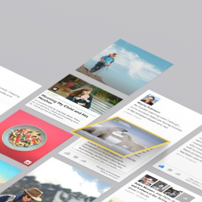 Facebook Says Paper Users Browse 80 Stories A Day, Adds Features That Let It Replace FB For iOS