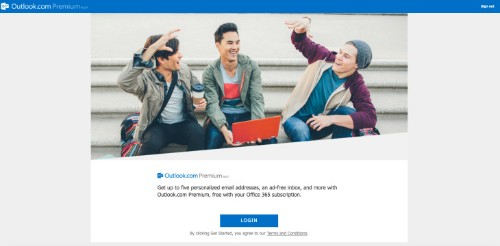 Outlook Premium, Microsoft's subscription email service, starts trials at $3.99 per month