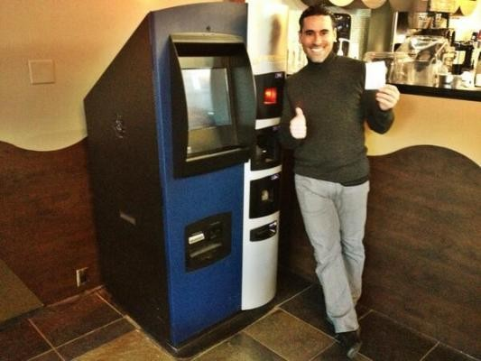 The First Bitcoin ATM In The US Is Opening In Austin, Texas