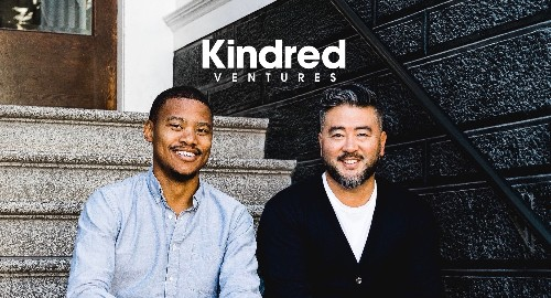 Steve Jang & Kanyi Maqubela form or fund as Kindred Ventures