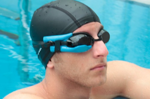 Instabeat Is Revolutionary HUD For Swimming Goggles You Can Back On Indiegogo