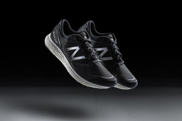 New Balance Taps 3D Systems To Develop 3D-Printed Midsoles In Running Shoes