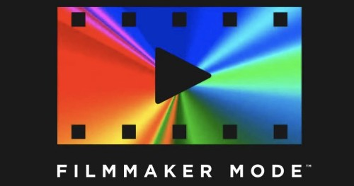 'Filmmaker Mode' will automatically turn off all the dumb motion smoothing and noise reduction on new TVs