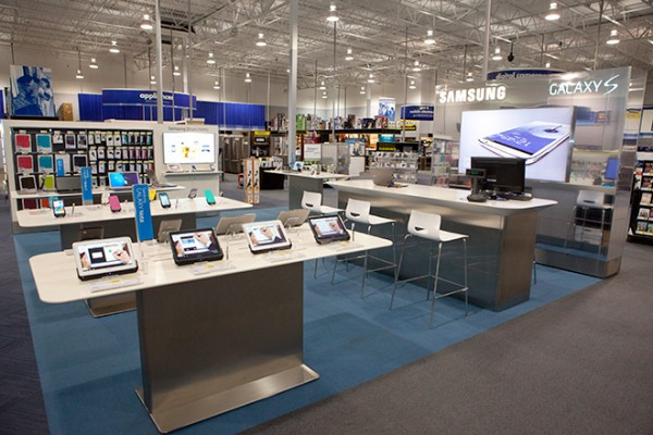 There Is Now A Samsung Store In Nearly Every Best Buy Store