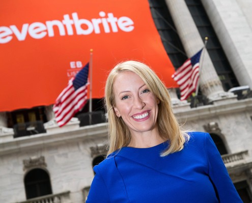 Eventbrite adds two more women to its C-suite