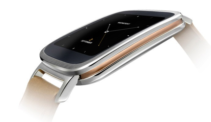 Asus Makes Its ZenWatch Android Wear Smartwatch Official